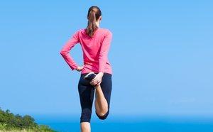 Qué músculos estirar después de correr