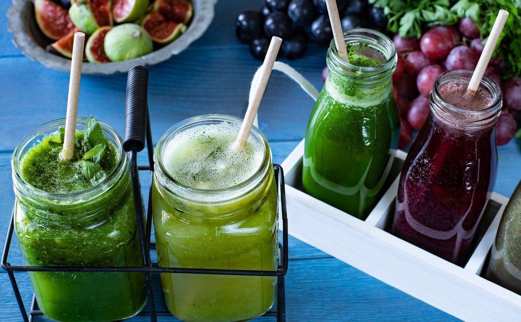 5 zumos detox fáciles, rápidos y sanos