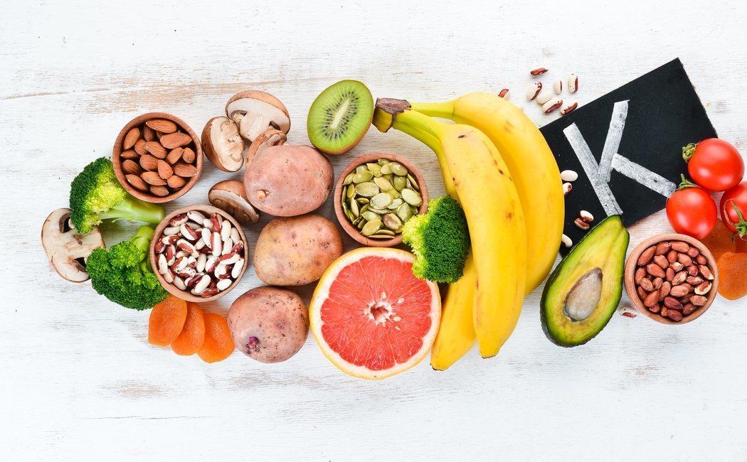 Las frutas con más potasio