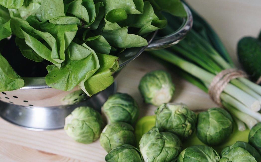 Las verduras con más potasio