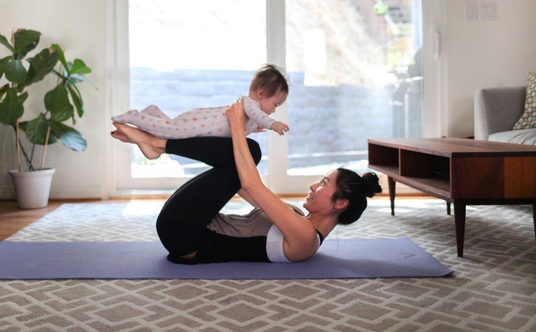 Cuándo empezar a hacer ejercicio después de una cesárea
