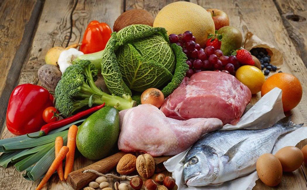 Ejemplo de dieta de 1000 calorías