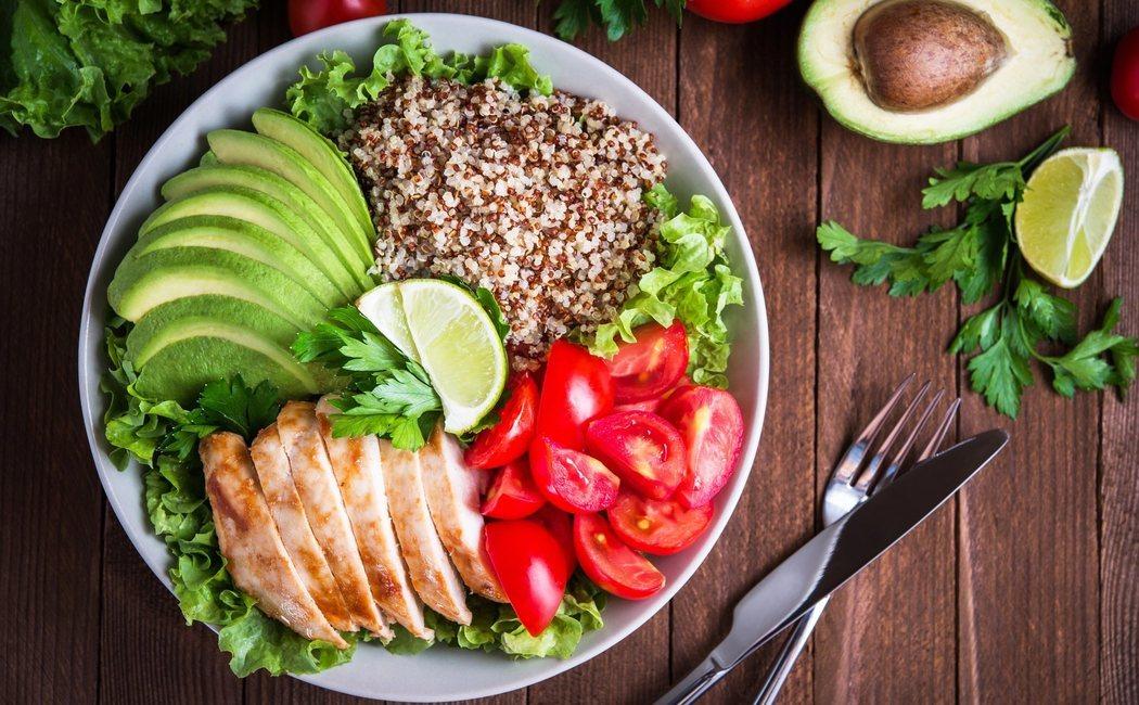 Calorías de la quinoa