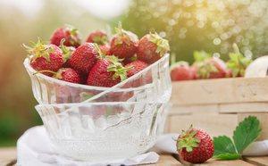 Las frutas con menos azúcar