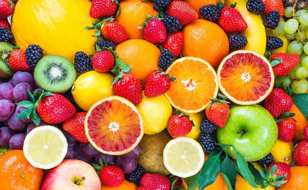 La fruta con menos calorías