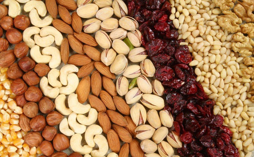 Los beneficios de los frutos secos: vitaminas y minerales que contienen