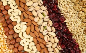Frutos secos que te ayudan a perder peso