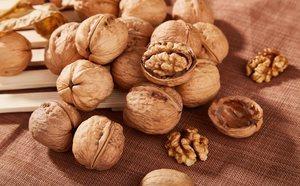Las calorías de las nueces