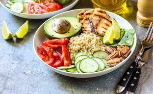 3 recetas de quinoa con verduras
