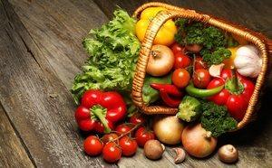 Las verduras con más calorías