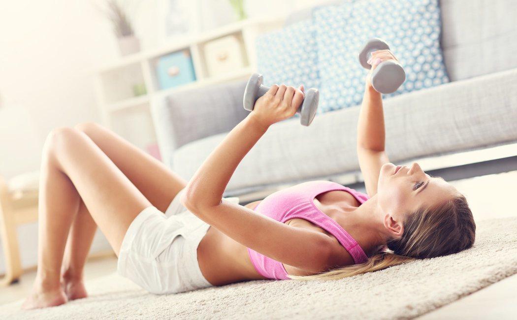 7 ejercicios de pectorales para hacer en casa