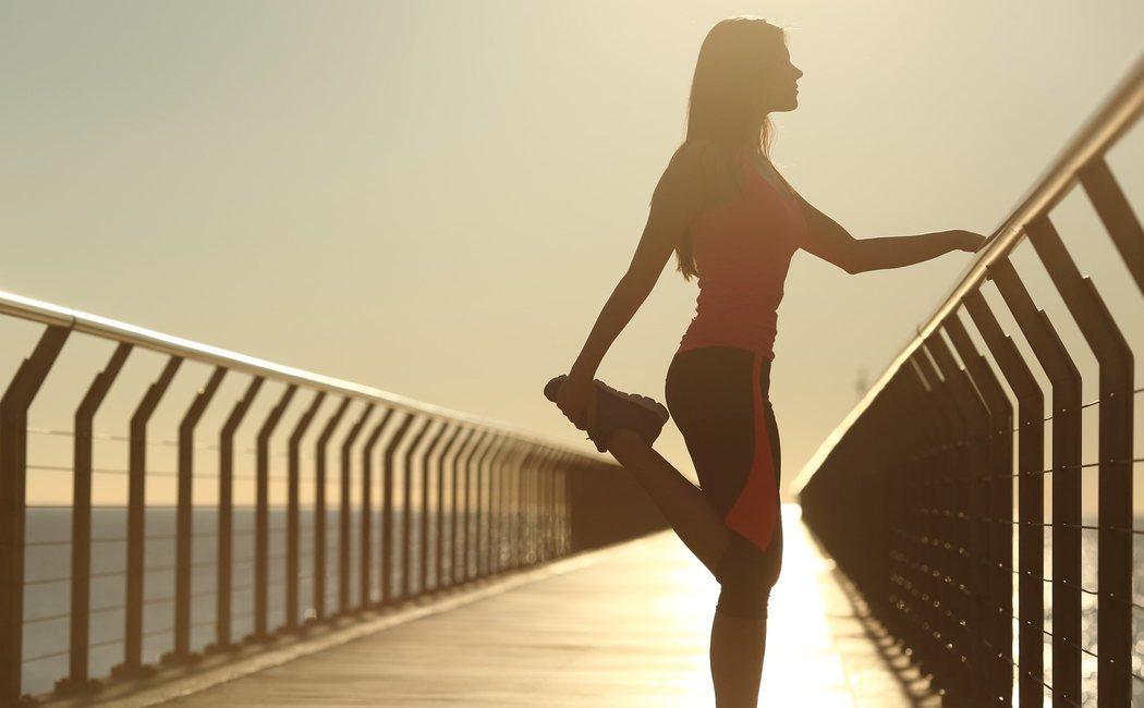 Estiramientos dinámicos para ganar flexibilidad