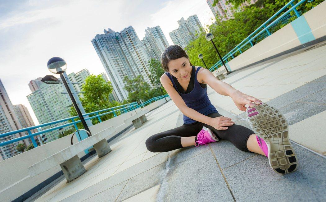 Cómo estirar antes de hacer running