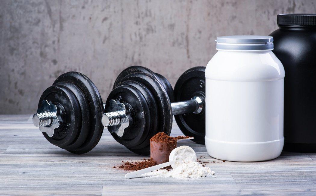 Suplementos indispensables para ganar masa muscular