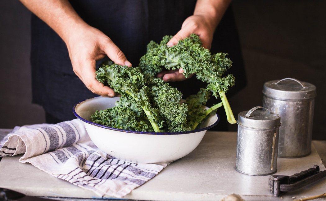 ¿Cómo preparar kale?