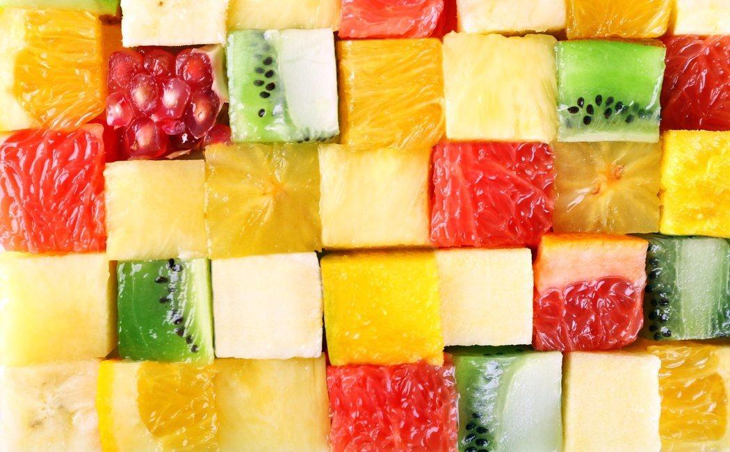 La fruta con más calorías