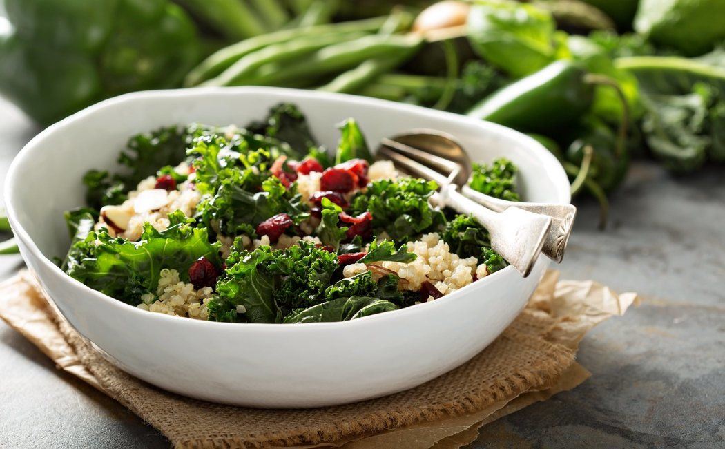 Propiedades y beneficios del kale