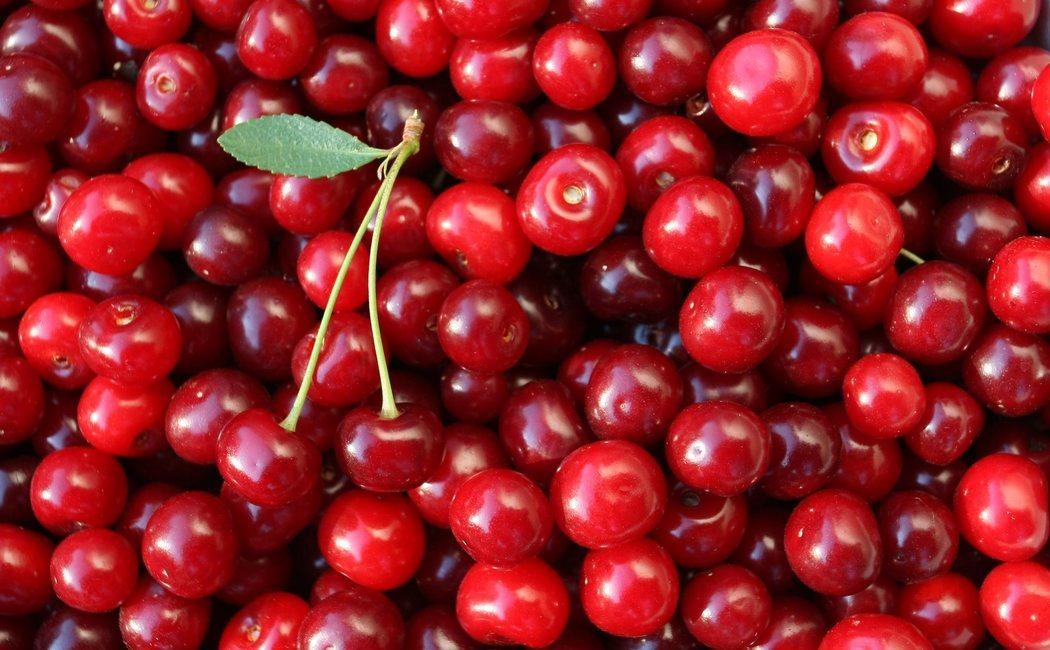 Calorías de las cerezas