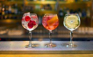 Calorías de un gin tonic