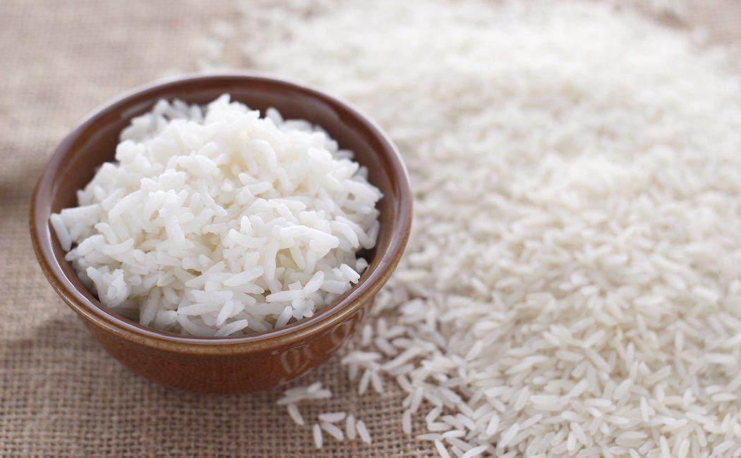 Calorías del arroz