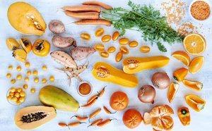 Verduras con vitamina a y c
