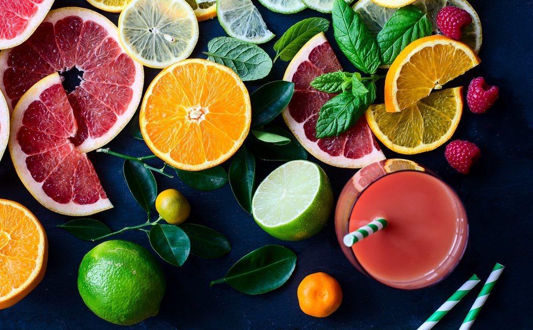 Las frutas con más vitamina C
