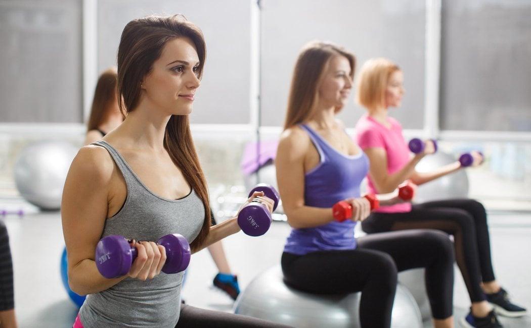 Rutina de ejercicios fullbody para principiantes