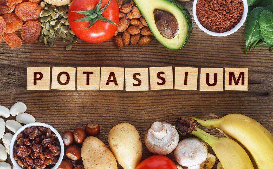 El potasio: propiedades, beneficios y contraindicaciones