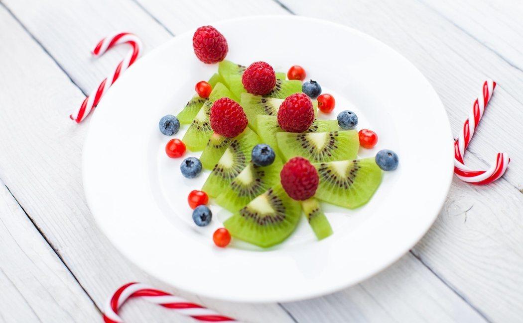 4 recetas saludables para la comida de Navidad