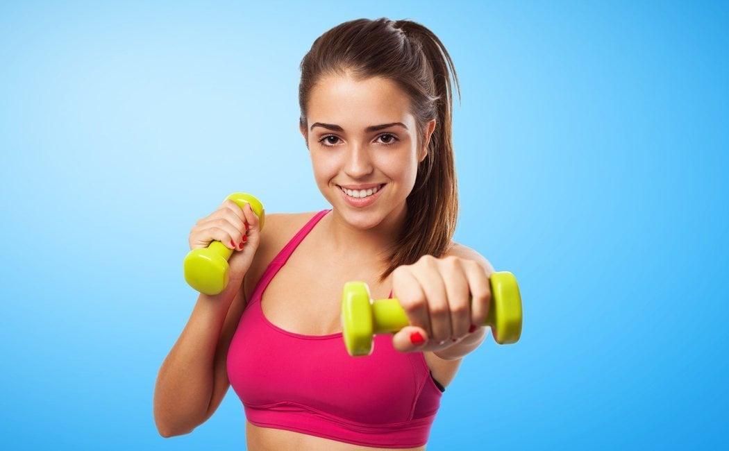 12 ejercicios para fortalecer brazos y piernas