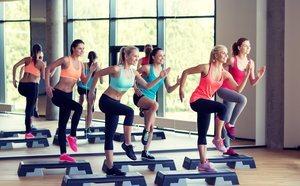 ¿En qué consiste una clase de body step?