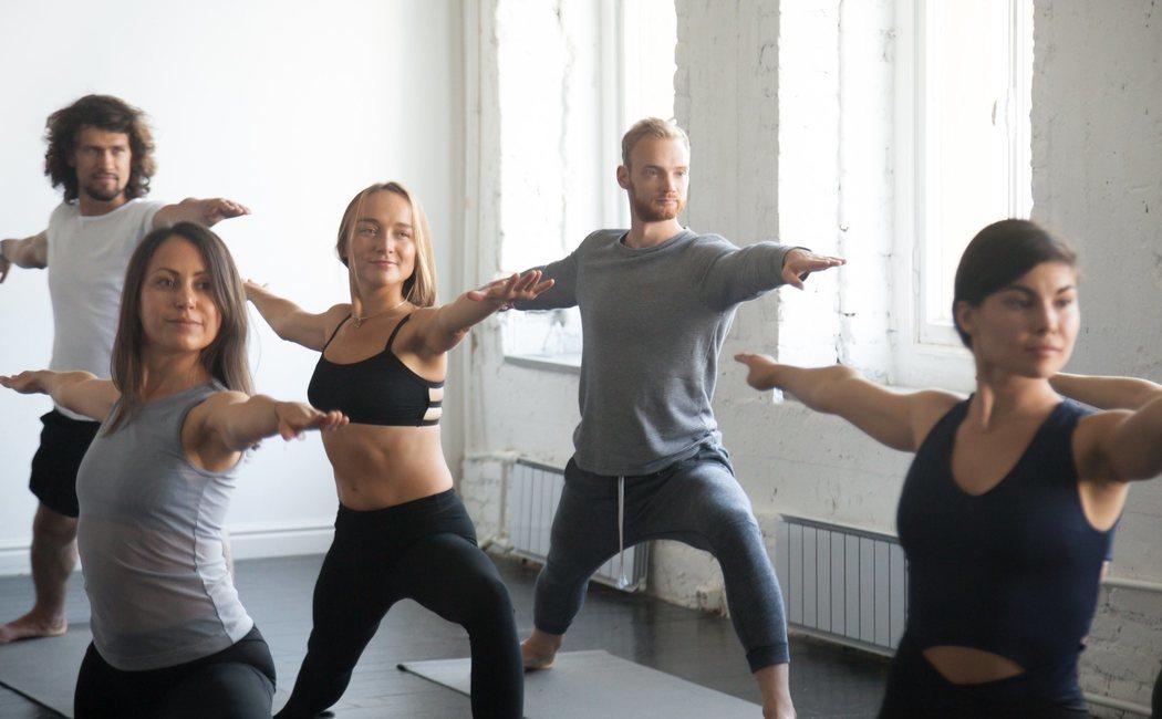 Budokon: combina la meditación y el yoga y con las artes marciales