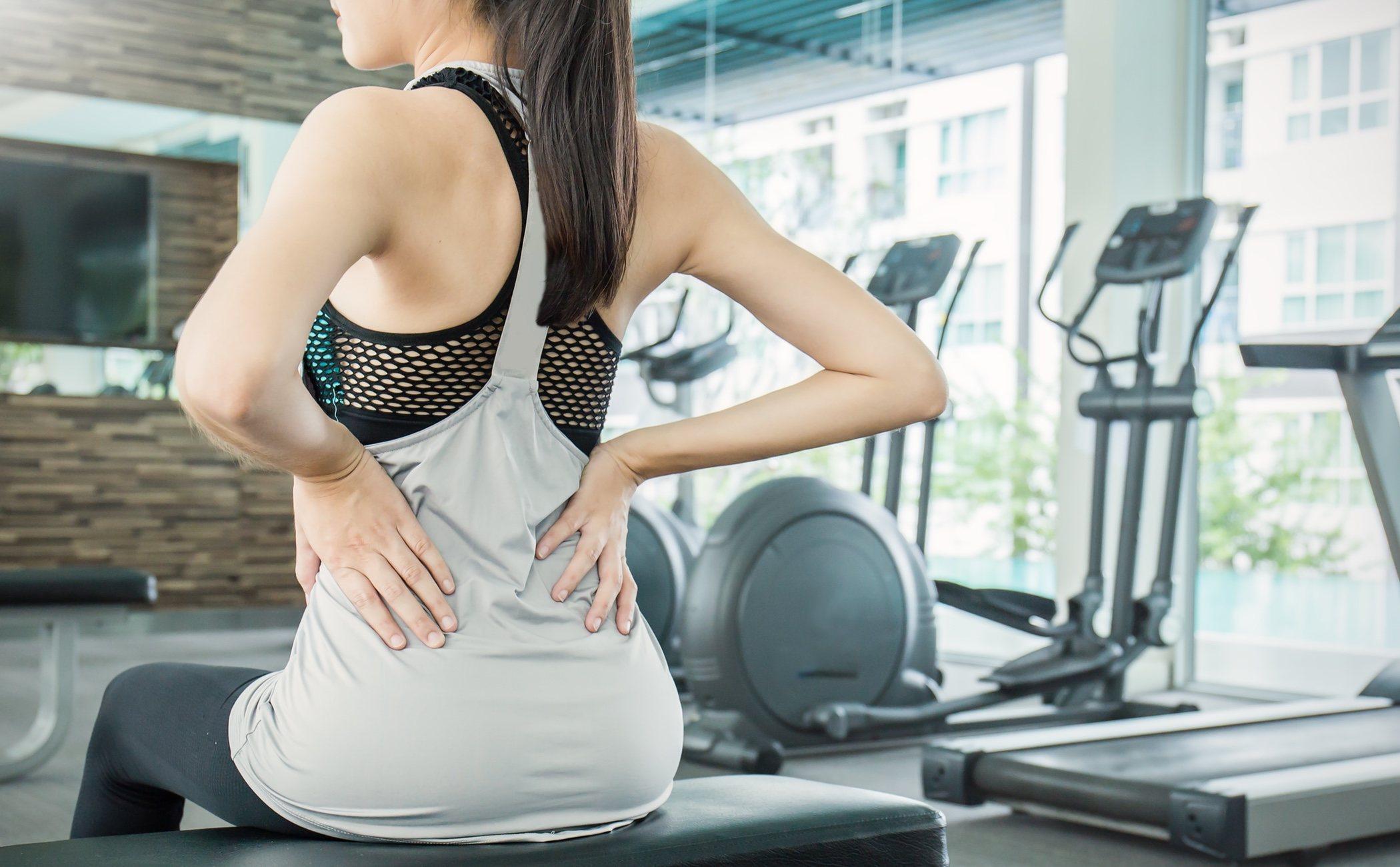Abdominales y dolor de espalda, ¿qué hago mal? - Bekia Fit