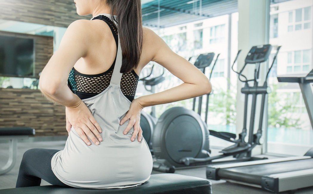 Abdominales y dolor de espalda, ¿qué hago mal?