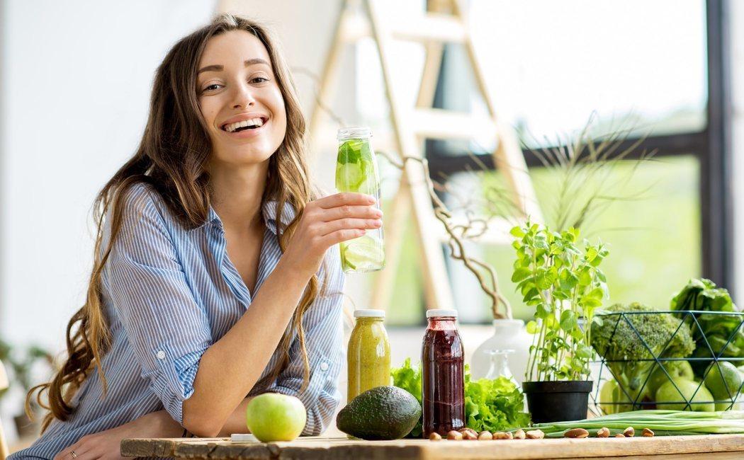 Dieta depurativa para vegetarianos