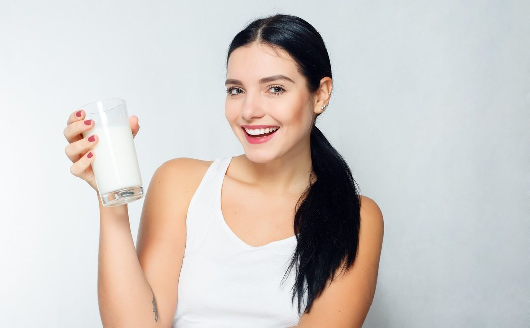 Vitaminas y minerales de la leche