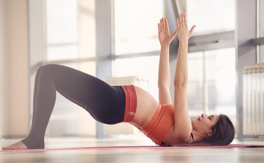 ¿Cuándo se pueden hacer abdominales tras el parto?