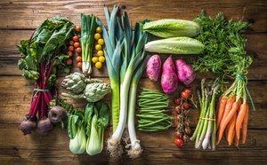 Verduras que no engordan