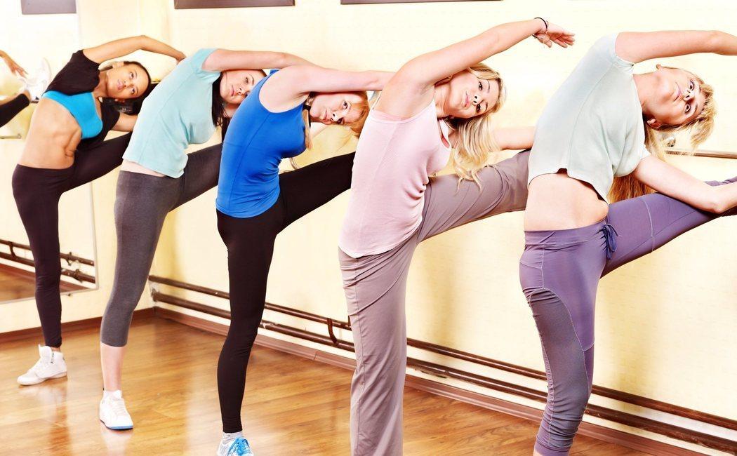 Beneficios del Booty Barre: baile, yoga y ballet, todo en uno