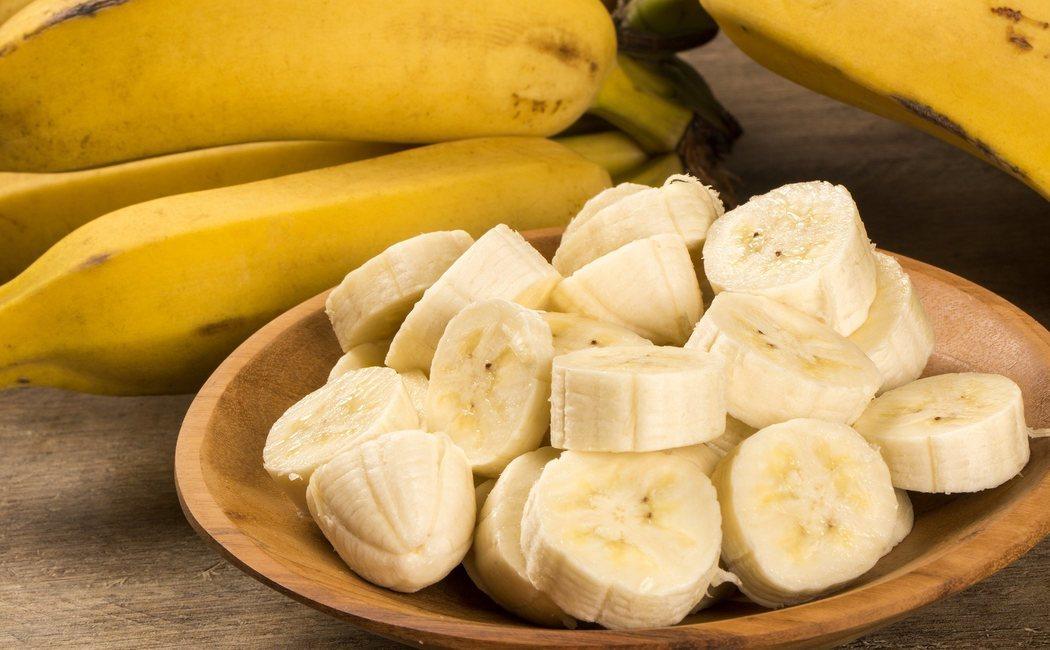 Calorías del plátano