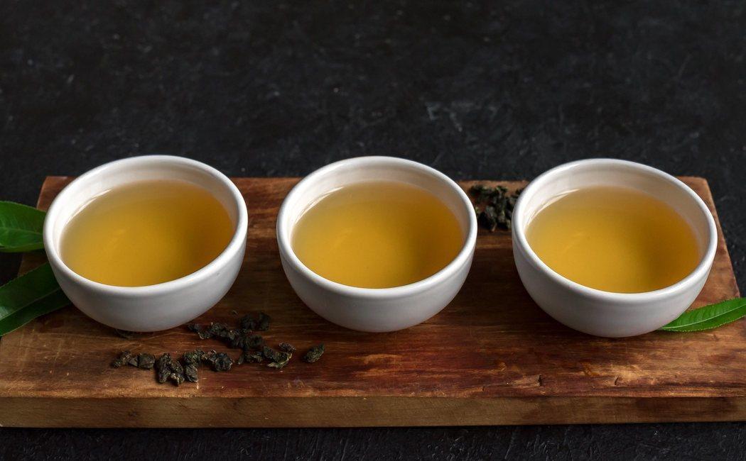 Té oolong: beneficios del té azul