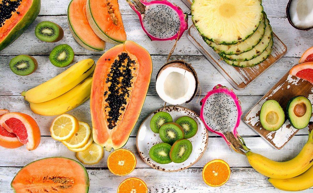 Fruta para cenar: las frutas más saludables