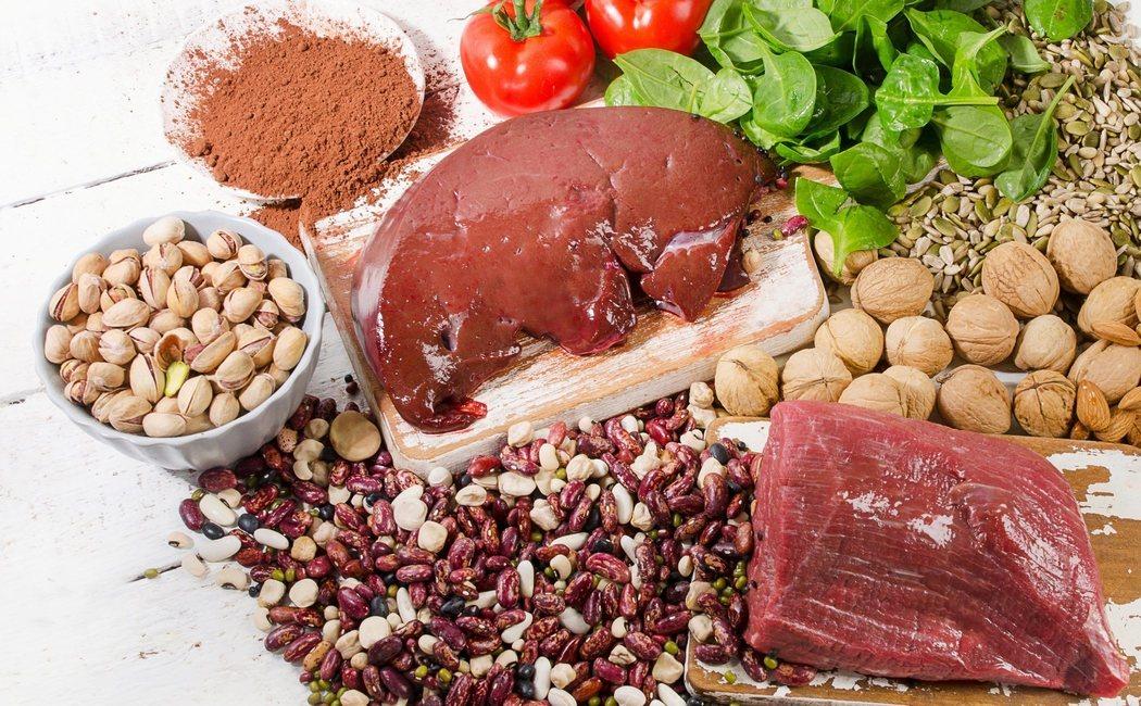 Qué comer si tienes anemia