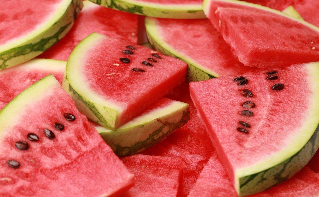 Alimentos que quitan la sed