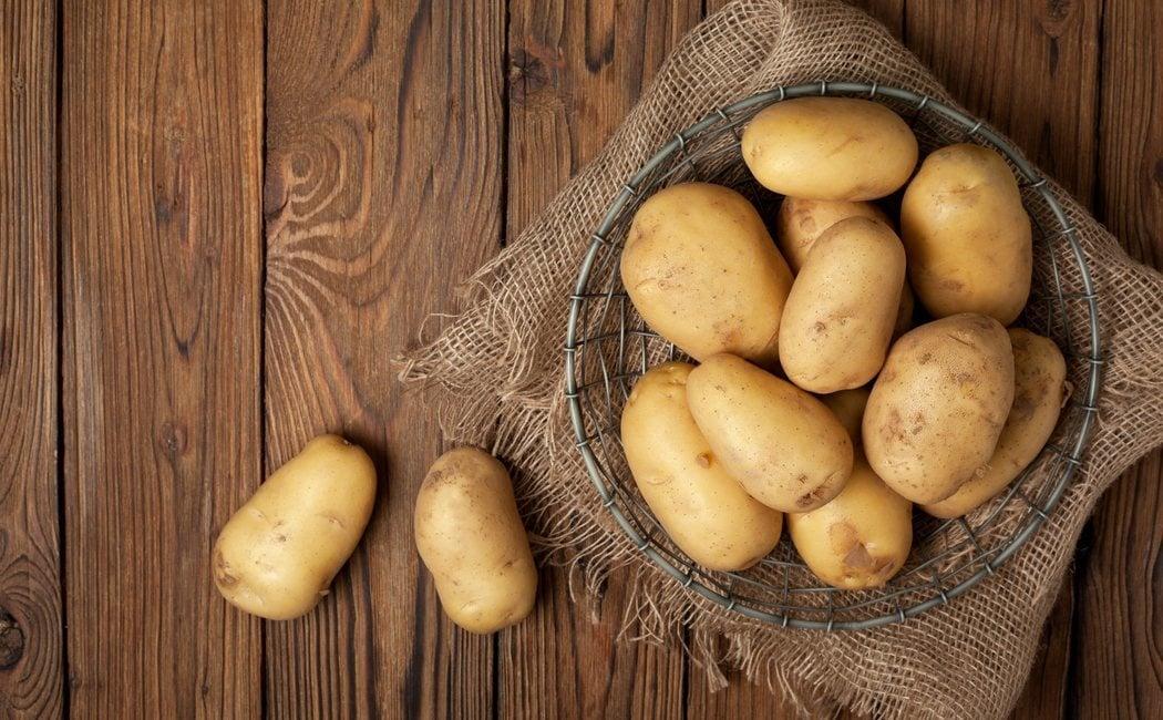 Tipos de patatas: beneficios y propiedades