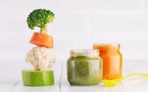 Verdura baby vs verdura tradicional