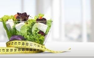 Ejemplo de dieta de 1400 calorías