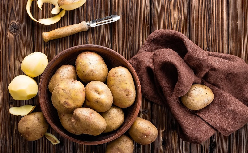 Calorías de las patatas