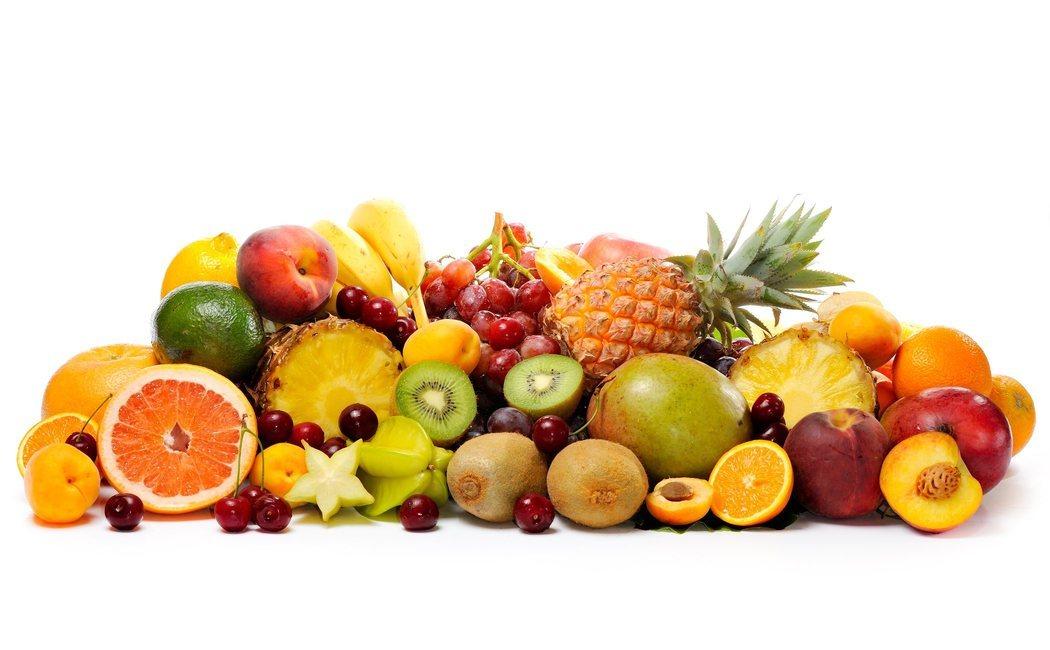 Las frutas con más fibra
