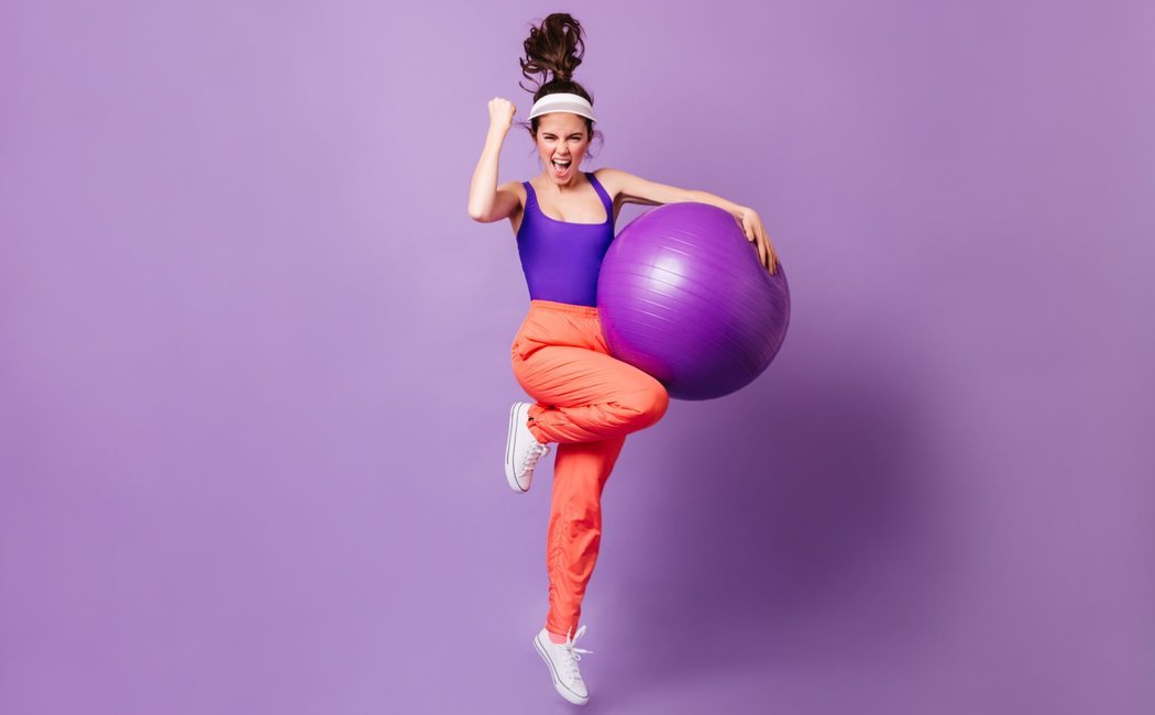 Beneficios de entrenar con fitball